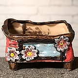 ◆특가◆수제화분 코사지10|Handmade Flower pot