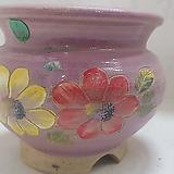 수제화분반값특가1-2472|Handmade Flower pot