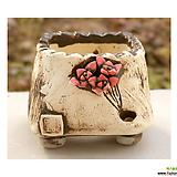 국산수제분 도향#24421|Handmade Flower pot