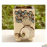 국산수제화분 도향#25862|Handmade Flower pot