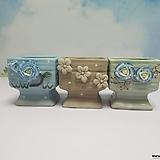 수제화분 3개셋트|Handmade Flower pot