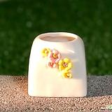 수제화분 화이트가든4|Handmade Flower pot