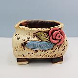 꽃이다공방 명품 수제화분 #4259|Handmade Flower pot