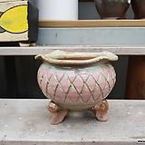 핑크색 빈티지 수제화분 다육이화분 Handmade Flower pot
