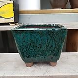 dm-109 사각 수제화분 다육이화분 Handmade Flower pot