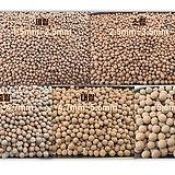 다육이볼 세립800g 천연 광물 세라믹 용토 제올라이트 배양토/흙/자갈/모래/분갈이흙/분갈이/수경재배/제올라이트/제오라이트