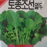 토종조선열무(1000립)|