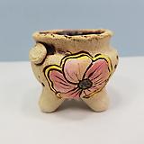 꽃이다공방 명품 수제화분 콩분 #4308|Handmade Flower pot