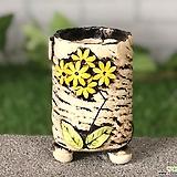 국산수제화분 도향#105(노랑) Handmade Flower pot