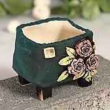 국산수제화분 도향#123(핑크) Handmade Flower pot