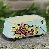 국산수제화분 도향#124(핑크) Handmade Flower pot
