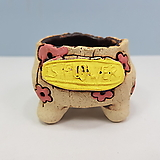 꽃이다공방 명품 수제화분 콩분 #4325|Handmade Flower pot