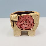 꽃이다공방 명품 수제화분 콩분 #4330|Handmade Flower pot