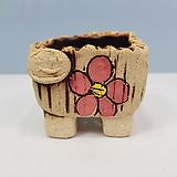 꽃이다공방 명품 수제화분 콩분 #4340|Handmade Flower pot
