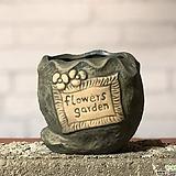 수제화분 토리4-5블루(미니화분) Handmade Flower pot