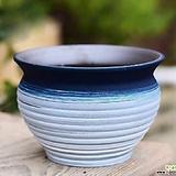 수제화분 투톤4(블루)