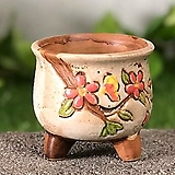 수제화분 바람꽃1(화이트C)|Handmade Flower pot