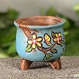 수제화분 바람꽃1(블루C)|Handmade Flower pot
