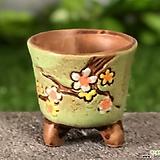 수제화분 바람꽃1(그린A)|Handmade Flower pot