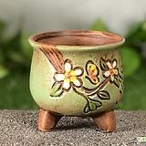 수제화분 바람꽃1(그린C)|Handmade Flower pot