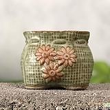 수제화분 미리내(미니)I|Handmade Flower pot