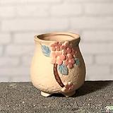 수제화분토리3-1화이트(미니화분)|Handmade Flower pot