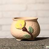 수제화분토리3-3화이트(미니화분)|Handmade Flower pot