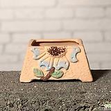 수제화분토리3-4화이트(미니화분)|Handmade Flower pot