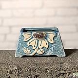 수제화분토리3-4블루(미니화분)|Handmade Flower pot