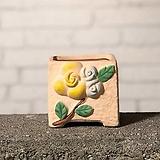 수제화분토리3-5화이트(미니화분)|Handmade Flower pot