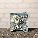 수제화분토리3-5블루(미니화분)|Handmade Flower pot