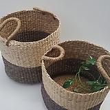 라탄바구니(해초)2종|