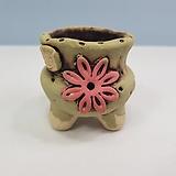 꽃이다공방 명품 수제화분 콩분 #4408|Handmade Flower pot