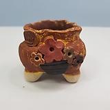 꽃이다공방 명품 수제화분 콩분 #4413|Handmade Flower pot
