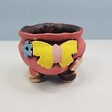 꽃이다공방 명품 수제화분 콩분 #4439|Handmade Flower pot