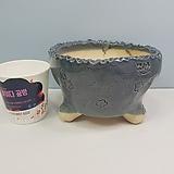 꽃이다공방 명품 대형 수제화분 #4466|Handmade Flower pot