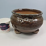 꽃이다공방 명품 대형 수제화분 #4474|Handmade Flower pot