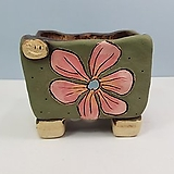 꽃이다공방 명품 수제화분 #4514|Handmade Flower pot