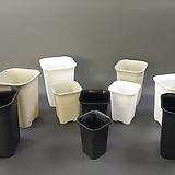 롱사각플분, 롱사각플라스틱화분, 플라스틱화분,플분,튼튼화분,사각플분,슬릿분,하월시아|