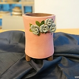 수제화분 장미롱분 202003251|Handmade Flower pot