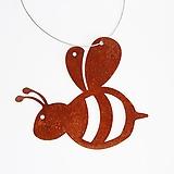 스틸데코 날아다니는 꿀벌 걸이형|Echeveria still
