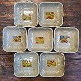 해량 양귀비 접시(2색)|