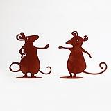 스틸데코 시골쥐와 도시쥐 빈티지 인테리어 제품|