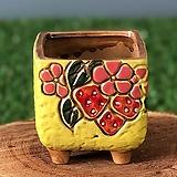 수제화분 딸기분2(옐로우)|