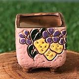 수제화분 딸기분2(핑크)|