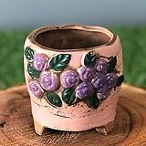 수제화분 딸기분3(핑크)|