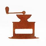 스틸데코 커피그라인더 모형 철제장식품|