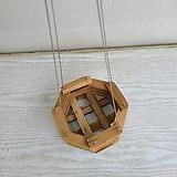 6각나무화분걸이 내경지름 11cm 내경높이 2.5cm|