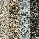 3키로 모래 금사 은사 오색사 흑사 다육장식 어항바닥재 다육이 수족관 조경|