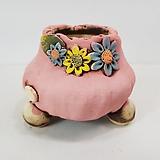 꽃이다공방 명품 수제화분 #5562|